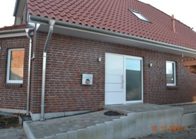 Neubau eines Einfamilienhauses in Eckernförde0001