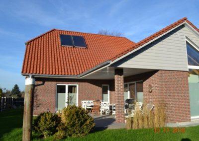Neubau eines Einfamilienhauses in Eckernförde0006