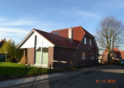 Neubau eines Einfamilienhauses in Eckernförde0012