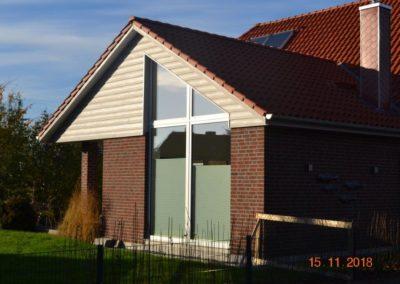 Neubau eines Einfamilienhauses in Eckernförde0013